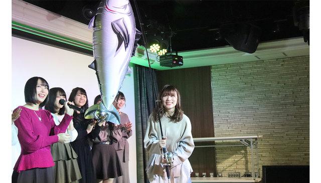 """SUPER☆GiRLSの坂林佳奈が自身初の """"クセだらけ"""" な生誕祭を開催!「2年目はより濃いものにしていきたいと思っています!」"""