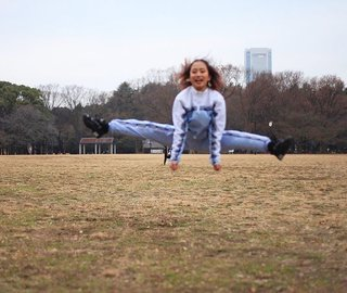 田辺莉咲子 地元名古屋でのワークショップ開催の喜びを全身で表現!