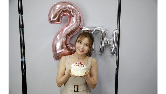 「素敵な記念日になりました」 宇野実彩子、ソロデビュー2周年記念に贈った初生セッションが「最高すぎる」