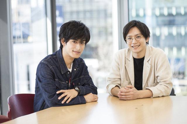 2.5次元舞台に多数出演の俳優「久保田秀敏×武子直輝」対談。 舞台『バレンタイン・ブルー』とは?