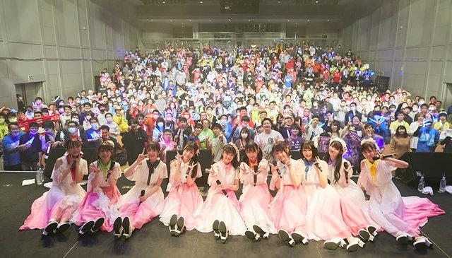 "SUPER☆GiRLS デビュー10周年目初ワンマンライブ開催!新曲 ""忘れ桜"" を披露"