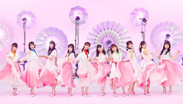SUPER☆GiRLSの新曲「忘れ桜」が、2020/03/19付オリコンデイリーシングルランキング1位を獲得!!