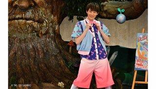 SOLIDEMO 向山 毅、サンリオ新番組「ファンファンキティ!」のメインキャストに決定!