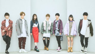 GENIC、デビューアルバムを前に初のドラマ主題歌決定!ドラマ×舞台連動プロジェクト『KING OF DANCE』の主題歌に大抜擢。