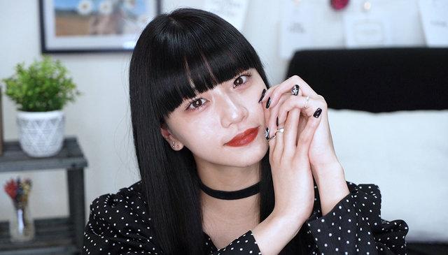 人気恋愛リアリティショー「オオカミちゃん」出演のHinaがYouTubeチャンネルを開設!