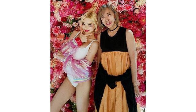 蜷川実花&DJ SODAのコラボに世界中から歓喜の声