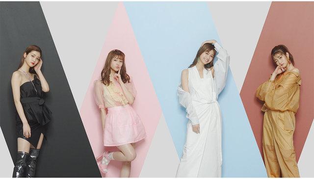 """生見愛瑠、ウィッチズポーチ新CMに出演!""""魔女めるる""""が4人の大人めるるに大変身! CMタイアップ楽曲の「???」も話題に。"""