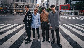 日米ハーフのボーイズグループ・INTERSECTIONが、オンラインでワールドファンミーティングツアーを開催!