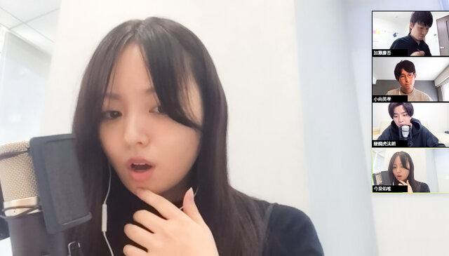 今泉佑唯× 醍醐虎汰朗 W主演 オリジナル短編ドラマ 「深海くんと月影ちゃん」 本日配信!!
