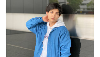 ジュノンボーイ坪根悠仁がついに俳優デビュー! NHK連続テレビ小説「エール」に6月下旬に登場!