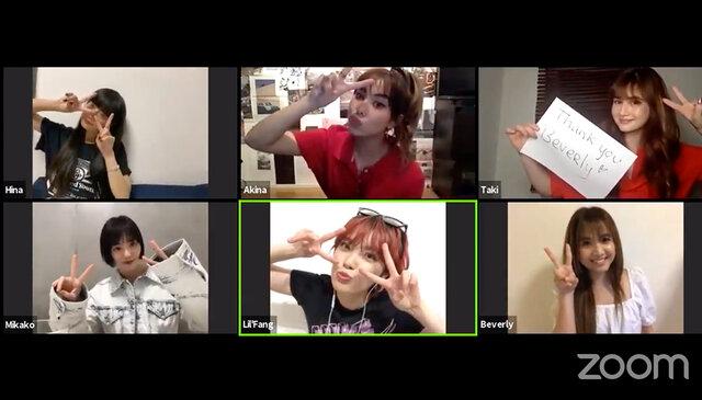"FAKY&Beverly ""オリジナルソング動画""を公開!約束を果たしたYouTube LIVE! 必死な姿に反響!"