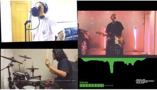 BACK-ON、15年前に発表された楽曲の自宅撮影バージョンMV公開