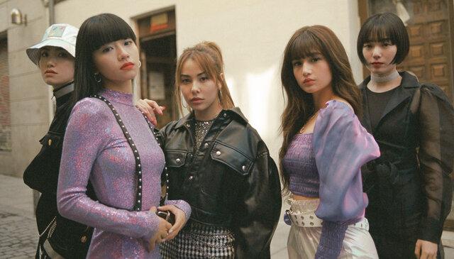 J-POP界のニュー・ウェーブFAKY、デビュー前に異例の全米チャートTOP10入りを果たした楽曲のリテイクバージョンを本日から先行配信スタート!