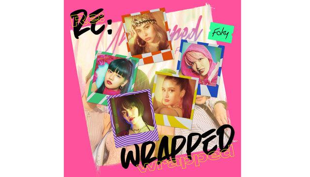 J-POP界のニュー・ウェーブFAKY、3年前のメジャーデビューアルバムをリテイクした最新アルバム『Re:wrapped』をリリース!