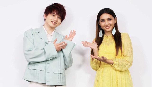 Beverlyと花村想太(Da-iCE)がカバーした「Endless Love」MVが公開4日間で10万回再生突破!「素晴らしすぎるコラボ!」とのコメントも。さらに、メイキング映像も公開!!