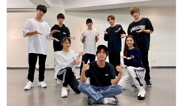 GENICデビュー記念ライブで初披露した、Da-iCE和田颯振付の「MOONLIGHT」ダンスビデオを公開!