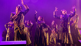 浜崎あゆみ、初のオンラインライヴを開催!レア曲満載&ニューシングル「オヒアの木」を初披露!!
