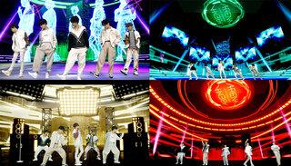 リアルとバーチャルを融合させた新時代ライブ! Da-iCE、「ABEMAアリーナ」こけら落とし公演を開催!