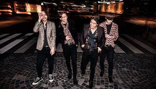 今、芸能人の間で人気のバンド、I Don't Like Mondays.のニューシングル発売と5ヶ月連続配信決定!!