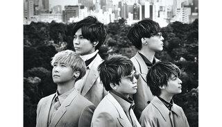 ワンピース主題歌が好評のDa-iCEが6ヶ月連続リリースとなる第2弾を発表!