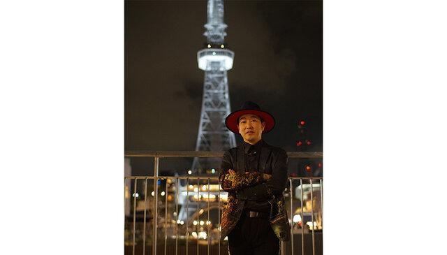 SEAMOが楽曲「Glory」で名古屋栄・新テレビ塔点灯式を祝う