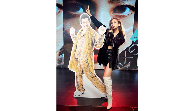 ピコ太郎、台湾出身のマルチ女性アーティストGEmma Wuの新曲「Gugoo Game」にフィーチャリング参加、9月22日全世界配信スタート!