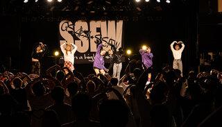 大阪☆春夏秋冬、9か月振りのワンマン・ライブで本領発揮! 圧巻のステージで地元凱旋!!