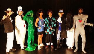 """男性ボーカルグループ『SOLIDEMO』、高クオリティ """"イケメンすぎる"""" ハロウィン仮装を披露!"""