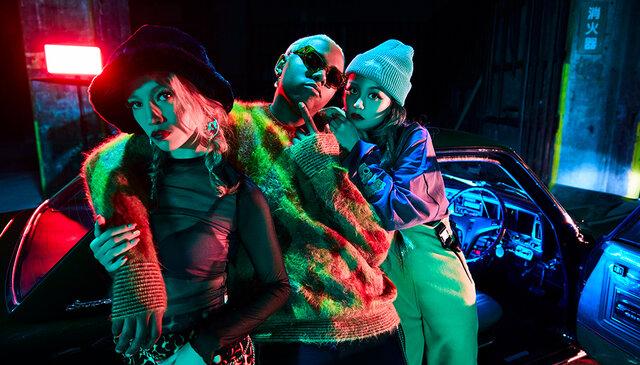 FEMM + Duke of Harajukuの両A面シングルから「Summer Dream feat. FEMM (S+ Ver.)」のミュージック・ビデオが公開