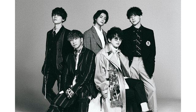Da-iCE、2週連続首位獲得!ドラマ「極主夫道」主題歌が好調
