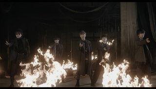 Da-iCEが炎の中舞う、注目のドラマ主題歌MVを公開!エモーショナルな歌声とダンスは必見!