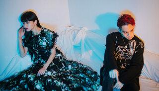 歌詞サイトにて公開30分で1位を獲得!Novel Core (ノベルコア)とHina (from FAKY)のコラボレーション楽曲「天気雨」のインストルメンタルリリックビデオ公開!