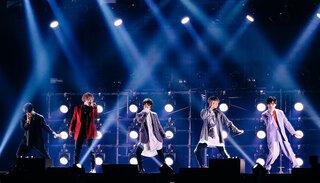 Da-iCE、年越しライブで話題のドラマ主題歌を初披露! さらにロックバンド「BLUE ENCOUNT」と共同制作した新曲を発表!