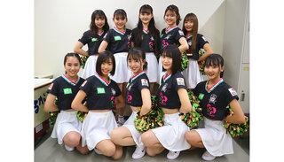 FC岐阜×avex プロフェッショナルチアダンスチーム『GGG』4期メンバー決定!