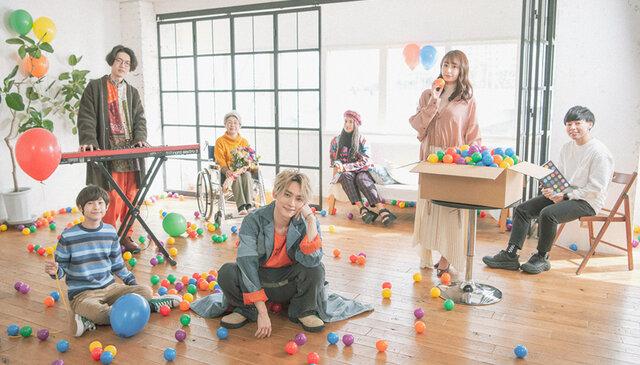 宇垣美里が出演、SKY-HI×Kan Sanoのコラボレーション楽曲「仕合わせ」のMusic Videoメイキング映像公開!