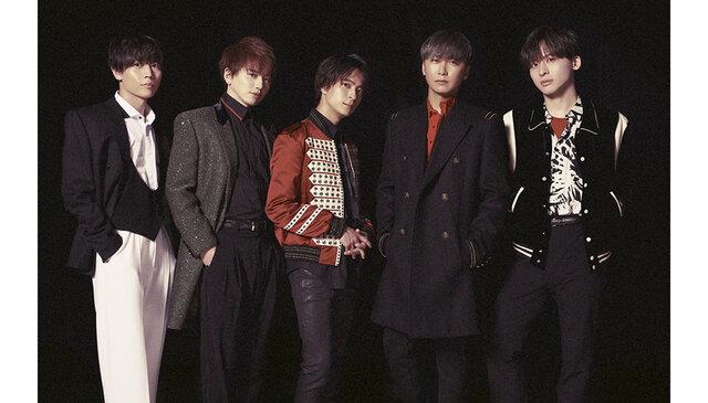 Da-iCE、明日発売のアルバム「SiX」がLINE MUSICデイリーランキング1位獲得!
