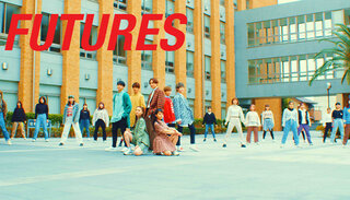 GENIC、本日トークイベント「バレンタインdeキュンしたいん」に出演!さらに本日20時より、新曲「FUTURES」のMusic VideoがYouTubeでプレミア公開!!