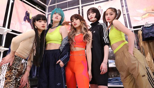 FAKY、adidasのキャンペーンアイコンに! 国際女性デーに開催された女性たちを応援するオンラインイベントで新曲「99」を初披露!