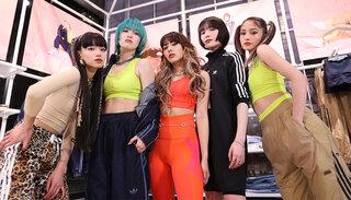 FAKY、adidasのキャンペーンアイコンに! 国際女性デーに開催された女性たちを応援するオンラインイベントで 新曲「99」を初披露!