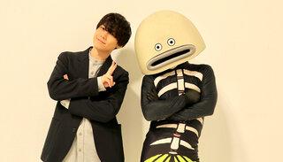 Da-iCE岩岡徹プロデュースのキャラクター「かべちょろ」、千葉ロッテマリーンズ「謎の魚」とコラボグッズ販売決定