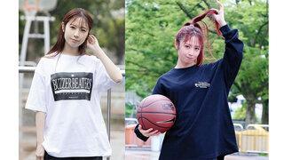 元SKE48の高柳明音、アパレルブランドRITA JEANS TOKYOとのコラボ第2弾を発表!バスケ姿が可愛いと話題!