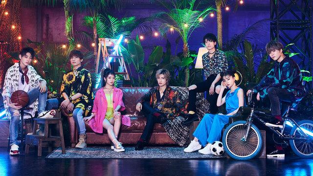 GENIC、疾走感の溢れる夏曲「Shaky Shaky」本日より配信スタート!!