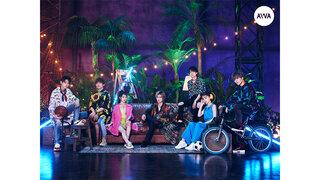 """男女7人組ダンス&ボーカルグループ「GENIC」が、""""海で聴きたいサマーソング""""をテーマにプレイリストを「AWA」で公開"""