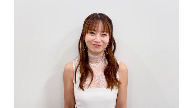鈴木亜美 3年ぶりの生歌「BE TOGETHER」に称賛「可愛すぎません?」