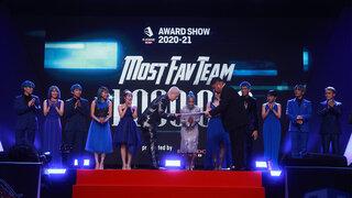 avex ROYALBRATS が「MOST FAV TEAM presented by 株式会社爽健グローバル」を受賞!