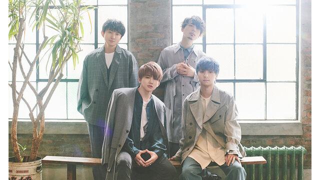 Da-iCE 花村想太を擁するバンド「Natural Lag」が再始動!! 昨年のオンラインライブで披露した未発表曲「Determination」も配信リリース決定!!