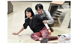 大幡しえり 日曜劇場「 TOKYO MER~走る緊急救命室~ 」ゲスト出演 テロリストの卑劣な犯行に抗う女子大生を好演