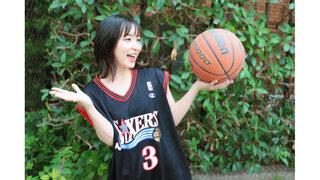 TikTokのバスケ動画100万回再生で話題のバスケ女子・中﨑絵梨奈がコーチングライセンス取得を目指す!日本最大級のバスケイベントにも参加が決定