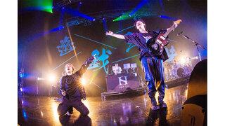 SKY-HIと山中拓也(THE ORAL CIGARETTES)のコラボレーション楽曲「Dive To World」のLive映像公開! そしてNEW ALBUMのジャケット&アーティスト写真公開!