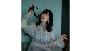 前島亜美 写真集 『白群(びゃくぐん)』11月19日発売決定!